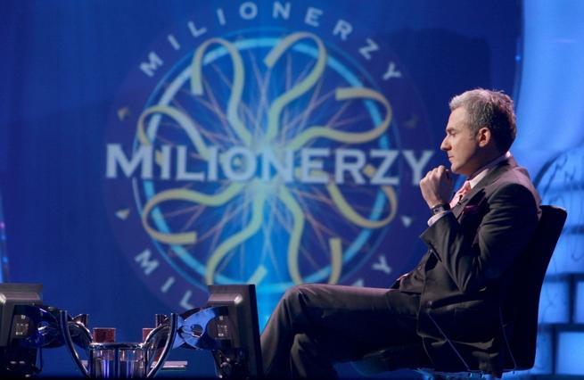 Milionerzy - program